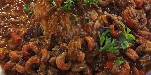 French Quarter Crawfish Etouffee 2