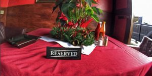 French Quarter Reserved Table