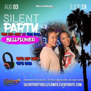 Silent Party @ French Quarter Creole Bar and Grill